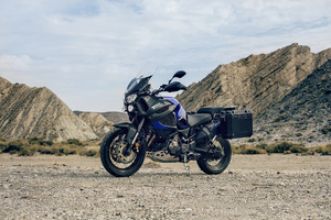 Yamaha XT 1200ZE Super Tenere Raid Edition 2018
