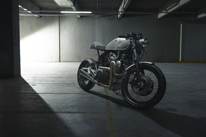 YAMAHA XV750 Wallpaper