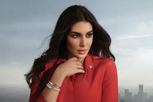 Yasmine Sabri Wallpaper