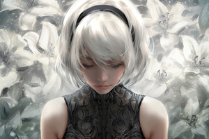 Yorha Unit No 2 Type B 4k
