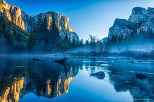 Yosemite Captain Apple Original Wallpaper