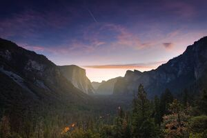 Yosemite Morning 5k Wallpaper