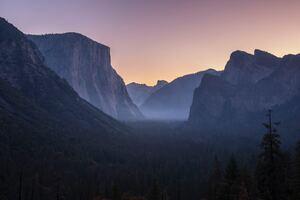 Yosemite National Park 5k Wallpaper