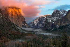 Yosemite National Park Beautiful
