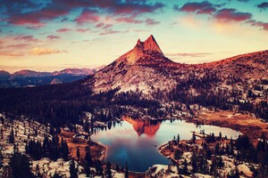 Yosemite National Park California Wallpaper