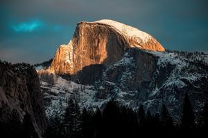 Yosemite National Park Landscape 5k Wallpaper