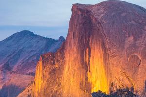 Yosemite Sun Rays 4k