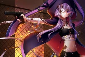 Yuzuki Yukari Vocaloid Wallpaper