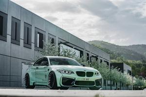 Z Performance BMW M2 2018 Wallpaper