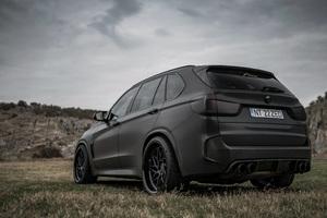 Z Performance BMW X5 Black Matte Rear
