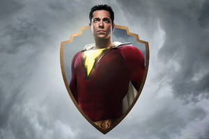 Zachary Levi Shazam 2020 Wallpaper