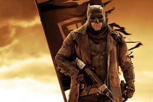 Zack Snyders Justice League Knightmare Concept 4k