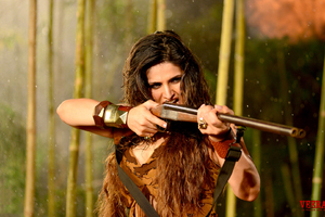 Zarine Khan In Veerappan Movie
