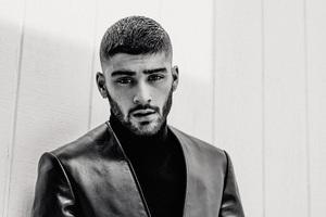 Zayn Malik Monochrome 2018