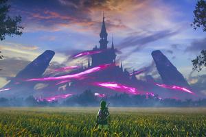 Zelda 4k Wallpaper