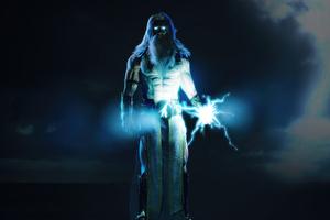 Zeus The King Of The Olympian Gods Wallpaper