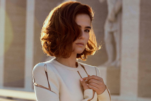 Zoey Deutch L Officel Us Photshoot 4k