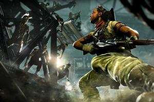 Zombie Army 4 Dead War 2020 4k Wallpaper