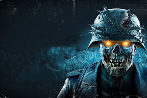 Zombie Army 4 Dead War Wallpaper