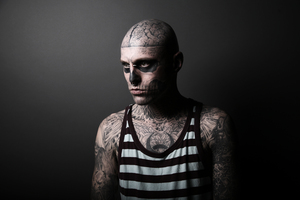 Zombie Boy 4k Wallpaper