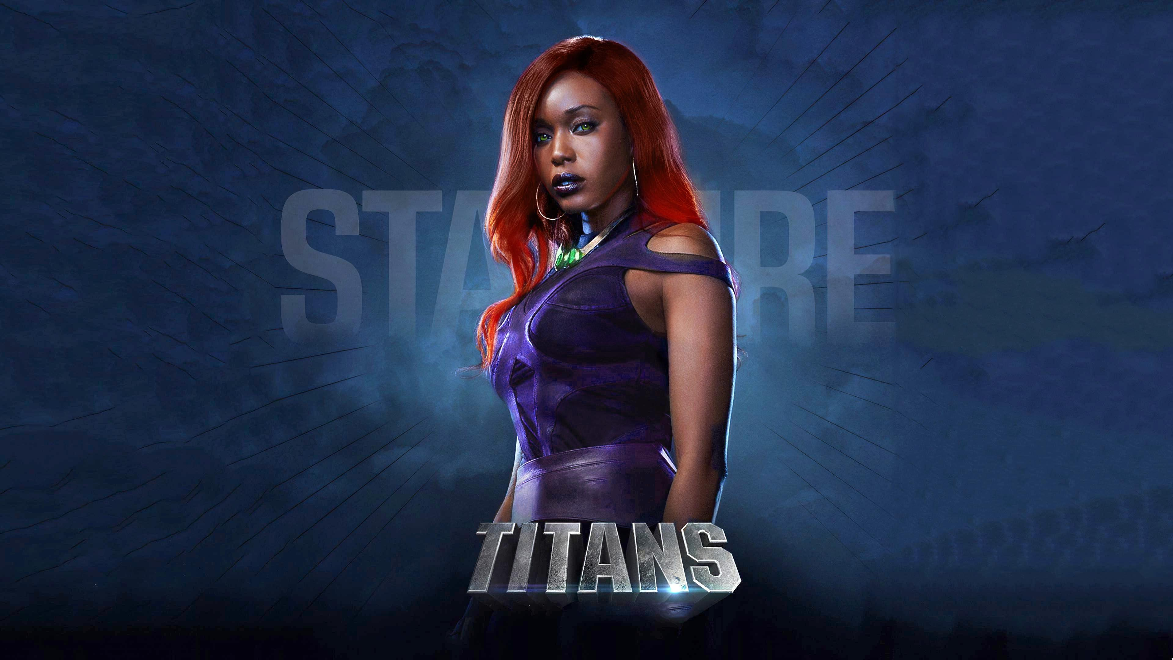 The Best Starfire Wallpaper  Pictures