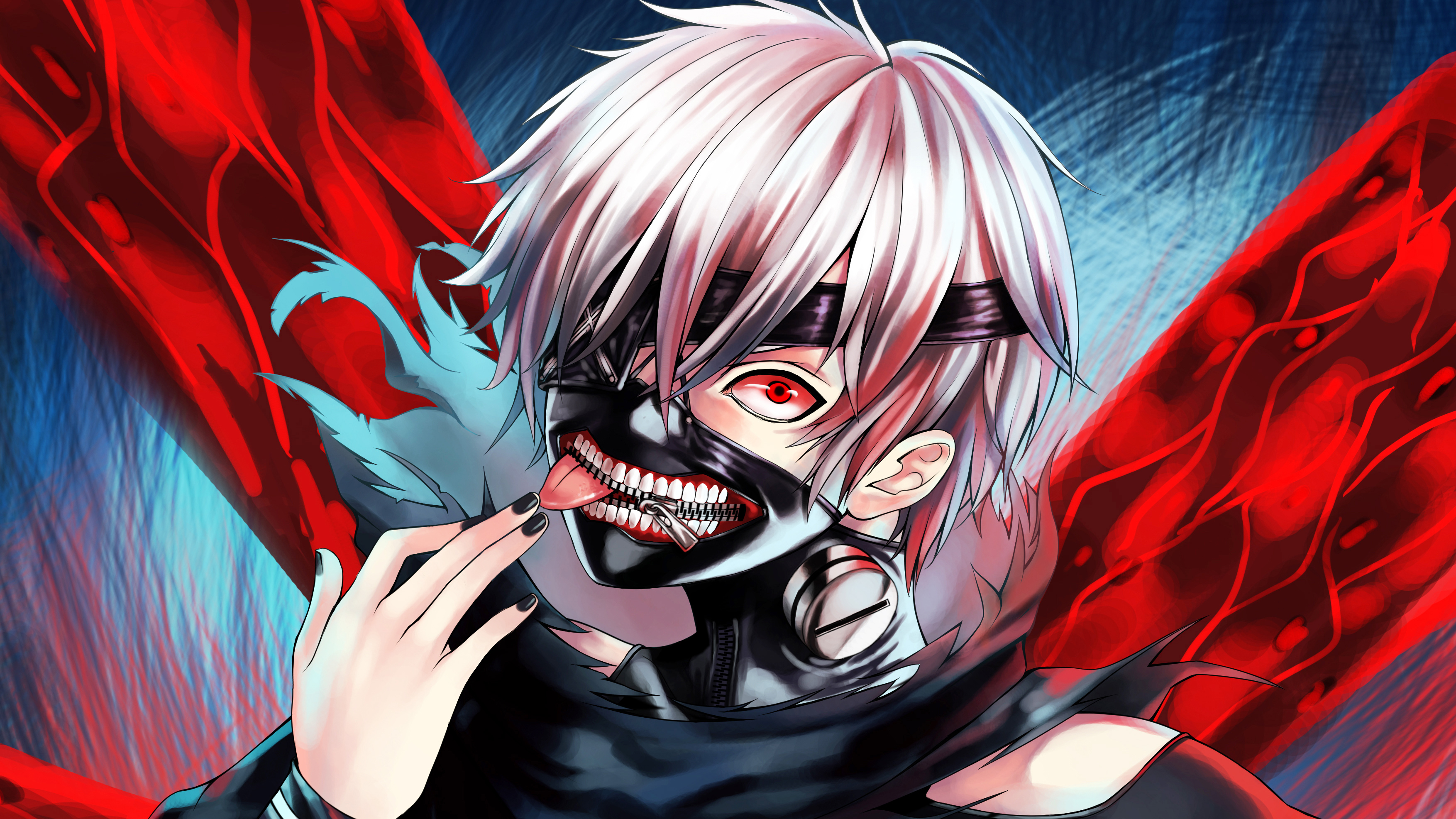 1336x768 Tokyo Ghoul Anime 4k Laptop Hd Hd 4k Wallpapers Images Backgrounds Photos And Pictures