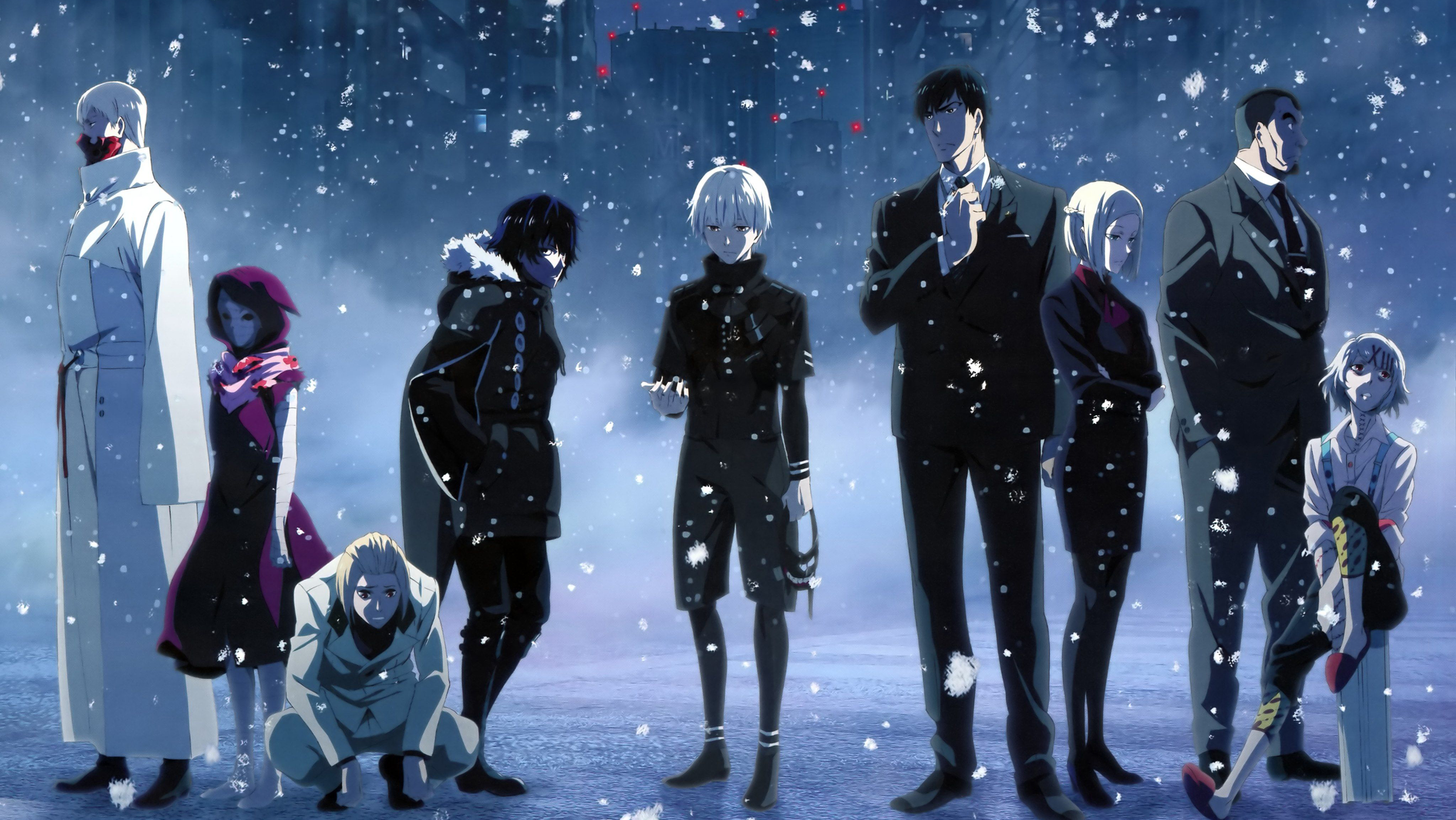 Tokyo Ghoul Re Koutarou Amon 4k Hd Anime 4k Wallpapers Images Backgrounds Photos And Pictures