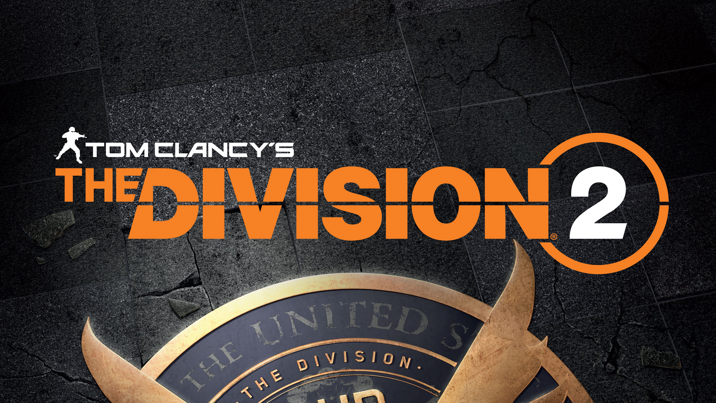 Tom Clancys The Division 2 Logo Hd Games 4k Wallpapers Images