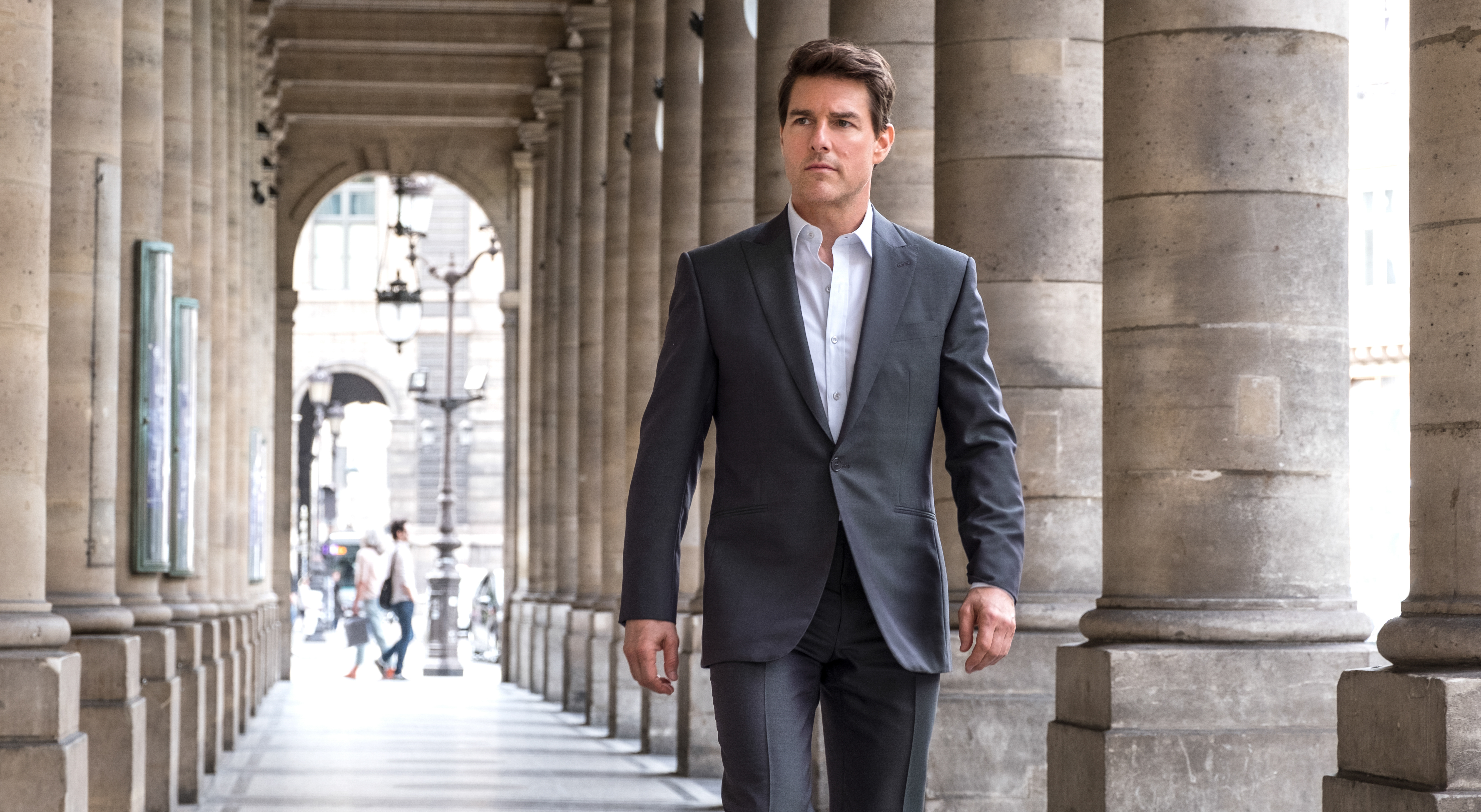 Tom Cruise As Ethan Hunt In Mission Impossible Fallout Movie 2018 Hd Movies 4k Wallpapers Images Backgrounds Photos And Pictures