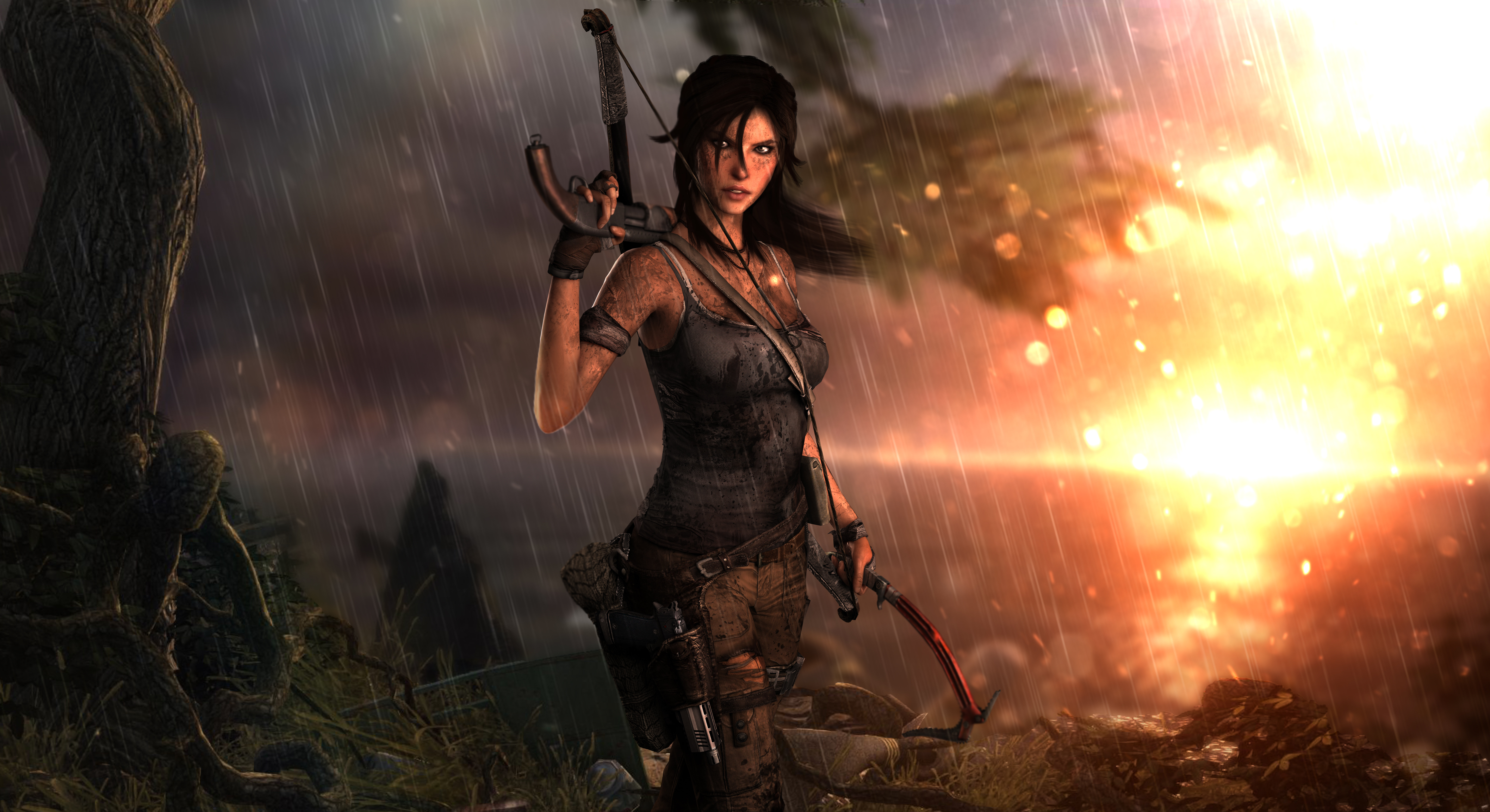 Tomb Raider Lara Croft 10k Hd Games 4k Wallpapers Images