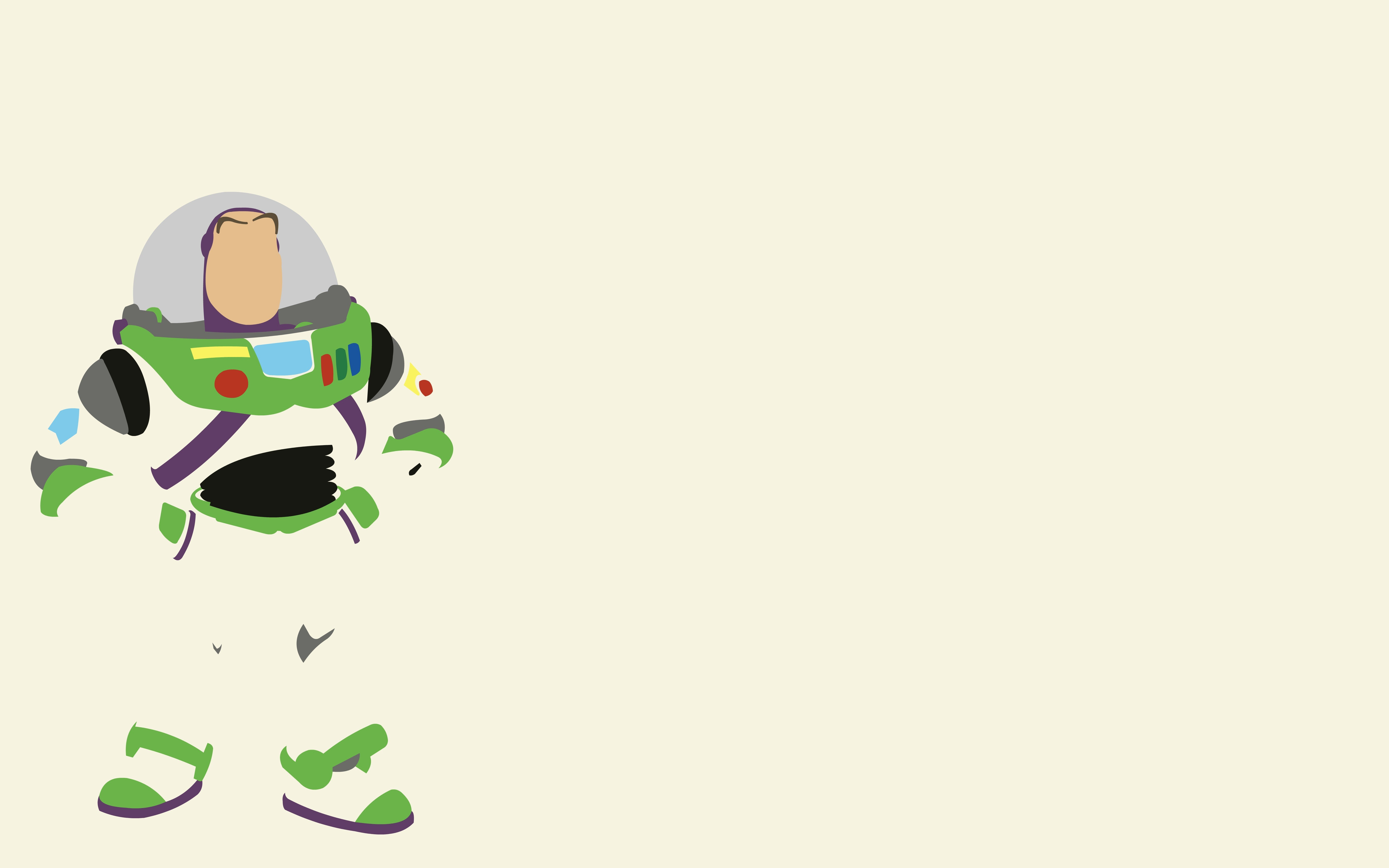 Toy Story Minimalism Hd Artist 4k Wallpapers Images