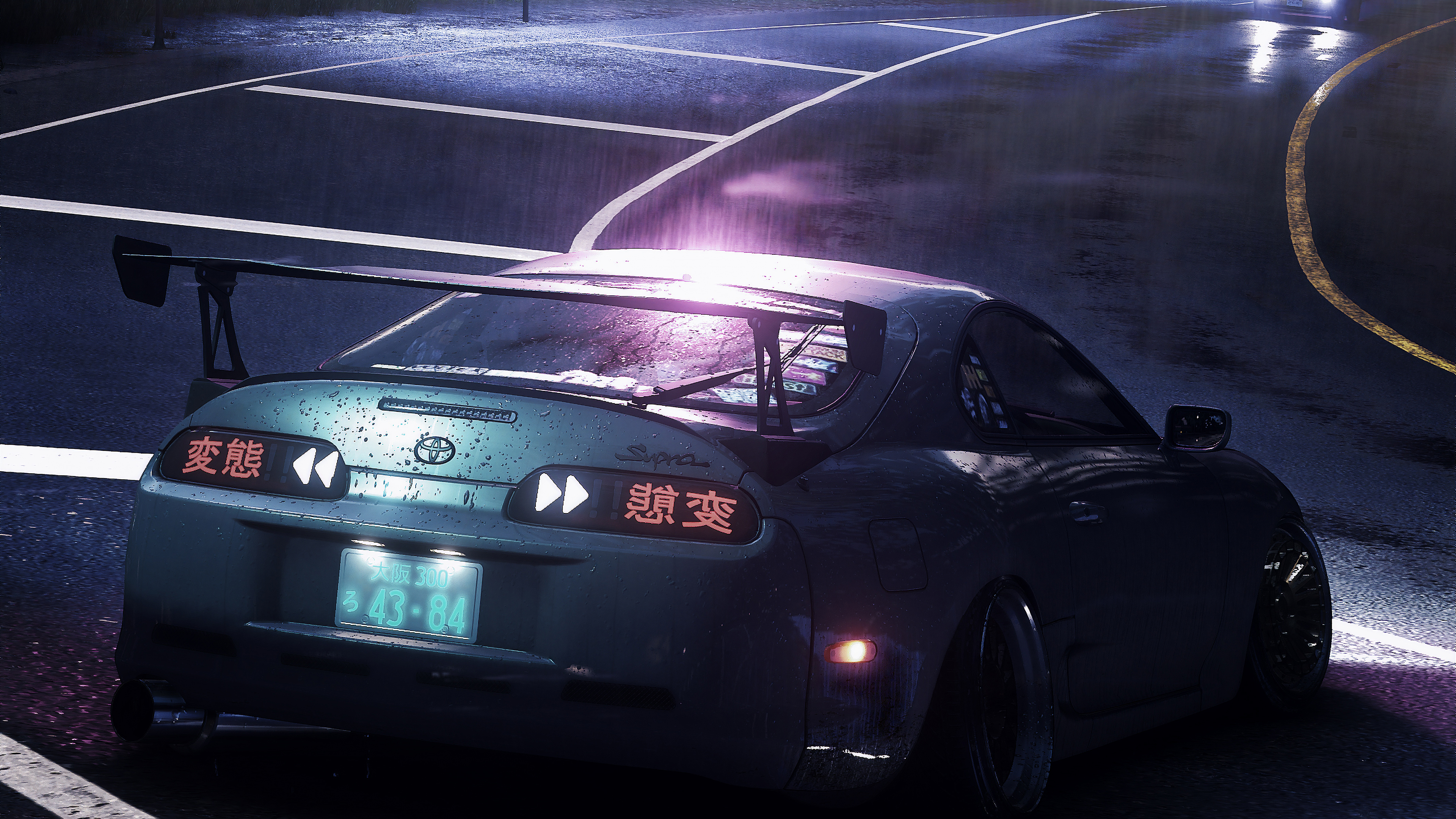 Toyota Supra Need For Speed Hd Games 4k Wallpapers Images Backgrounds Photos And Pictures