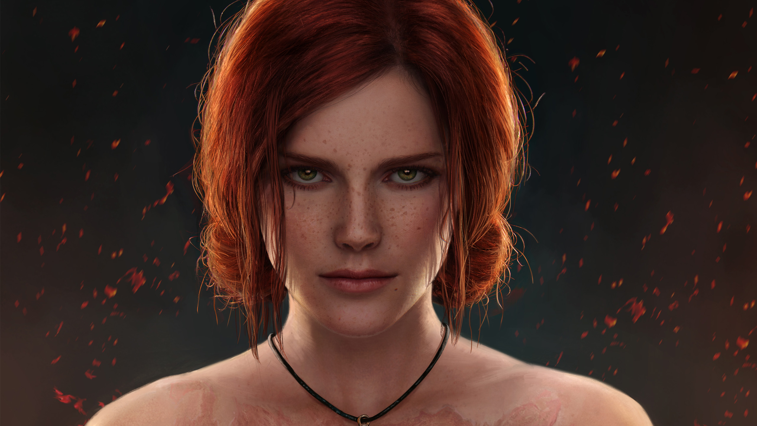 Triss Merigold Witcher 3 Hd Games 4k Wallpapers Images