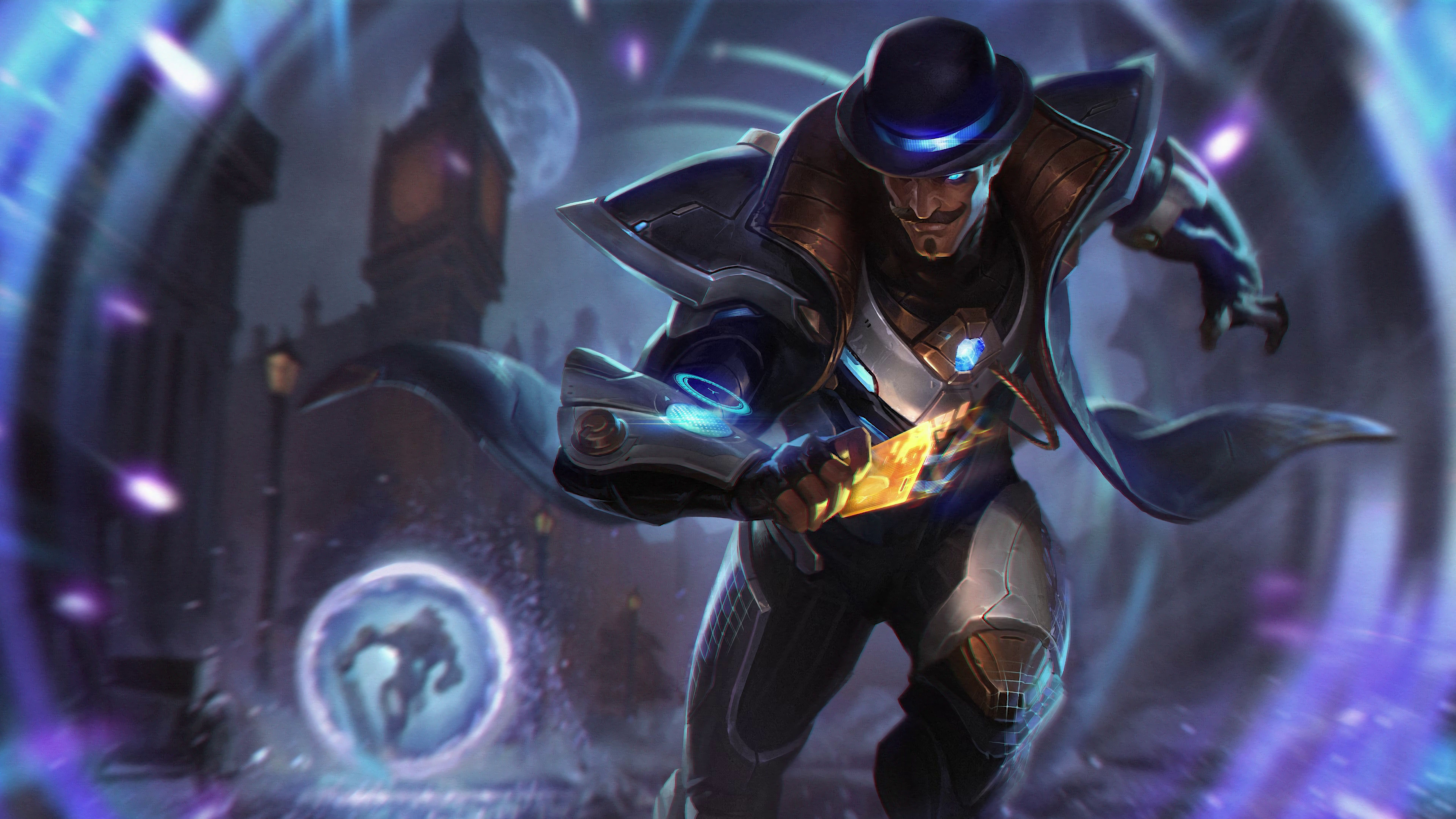 Twisted Fate Skins League Of Legends Game Hd Games 4k Wallpapers