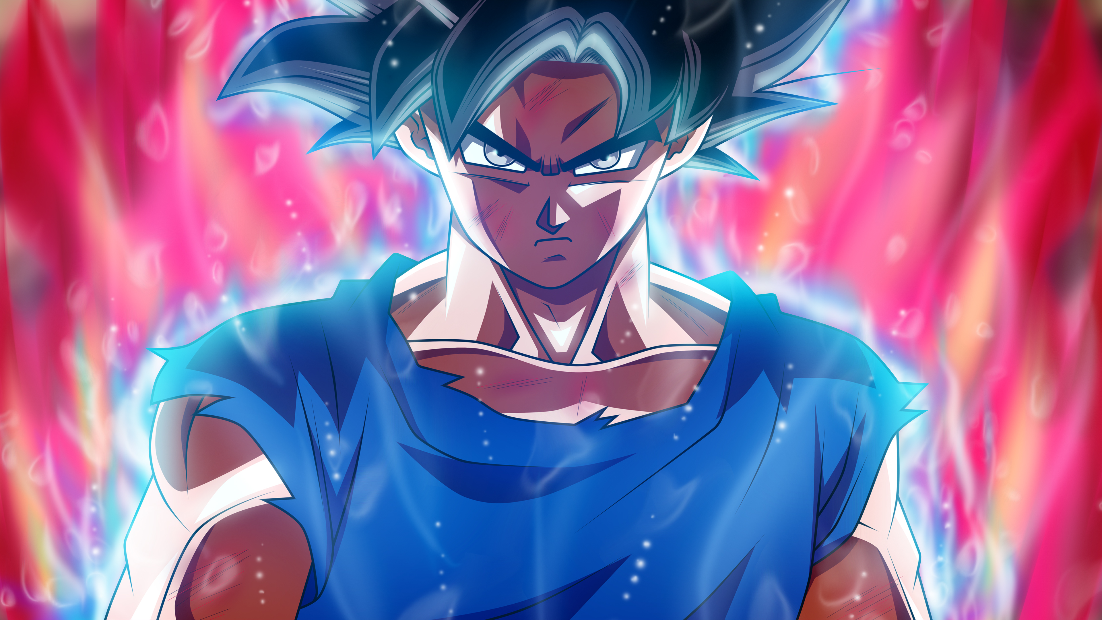 Ultra Instinct Goku 4k Hd Anime 4k Wallpapers Images