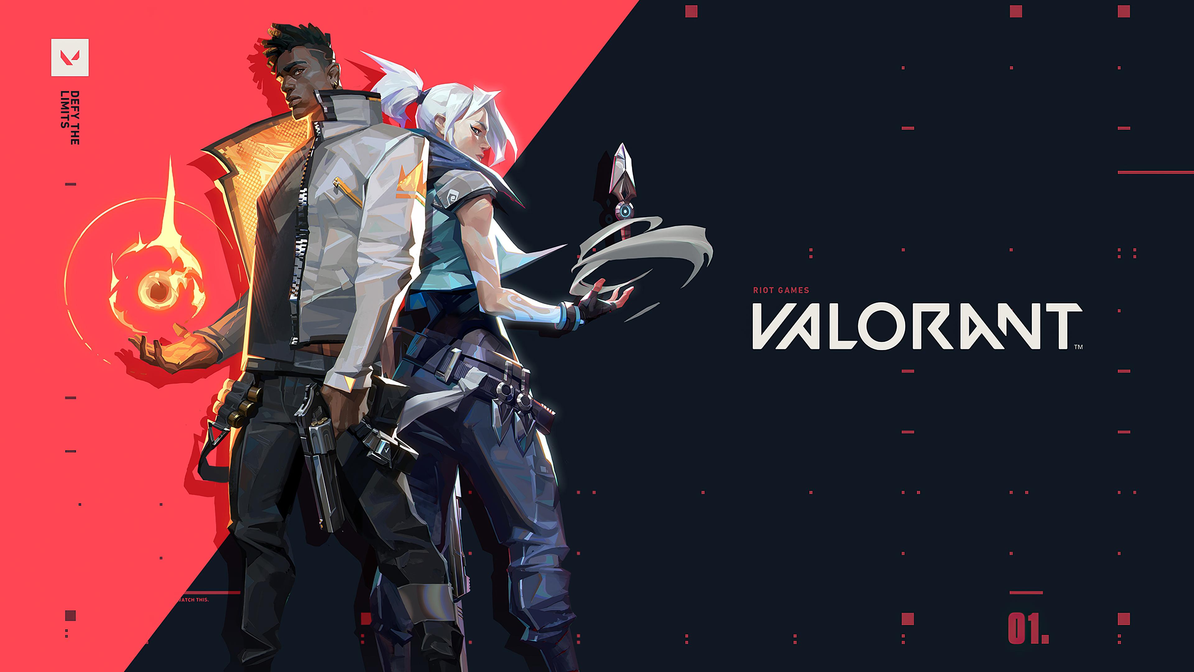 Valorant Key Art Phoenix And Jett 4k, HD Games, 4k ...