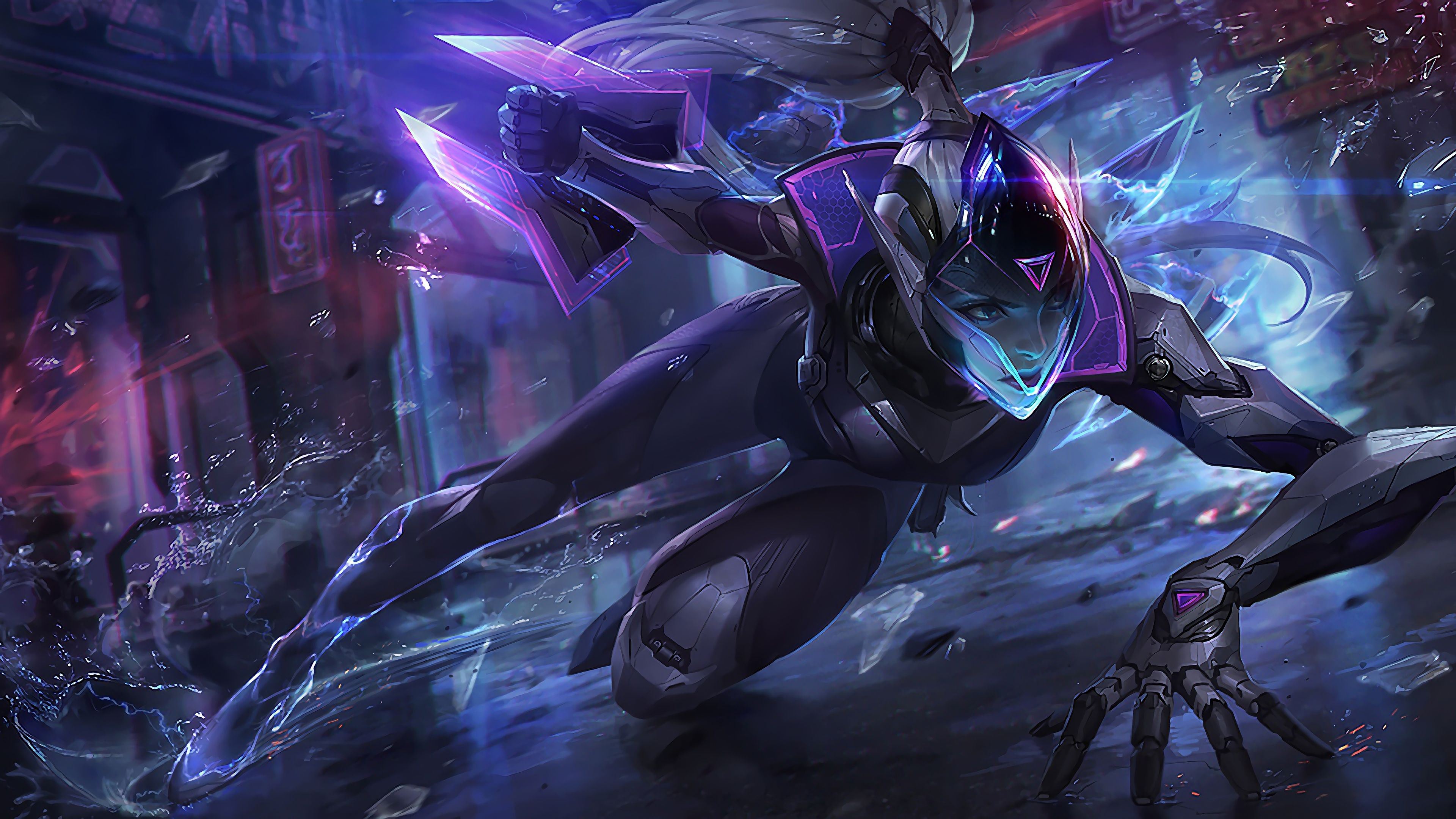 Vayne League Of Legends 4k Hd Games 4k Wallpapers Images Backgrounds Photos And Pictures