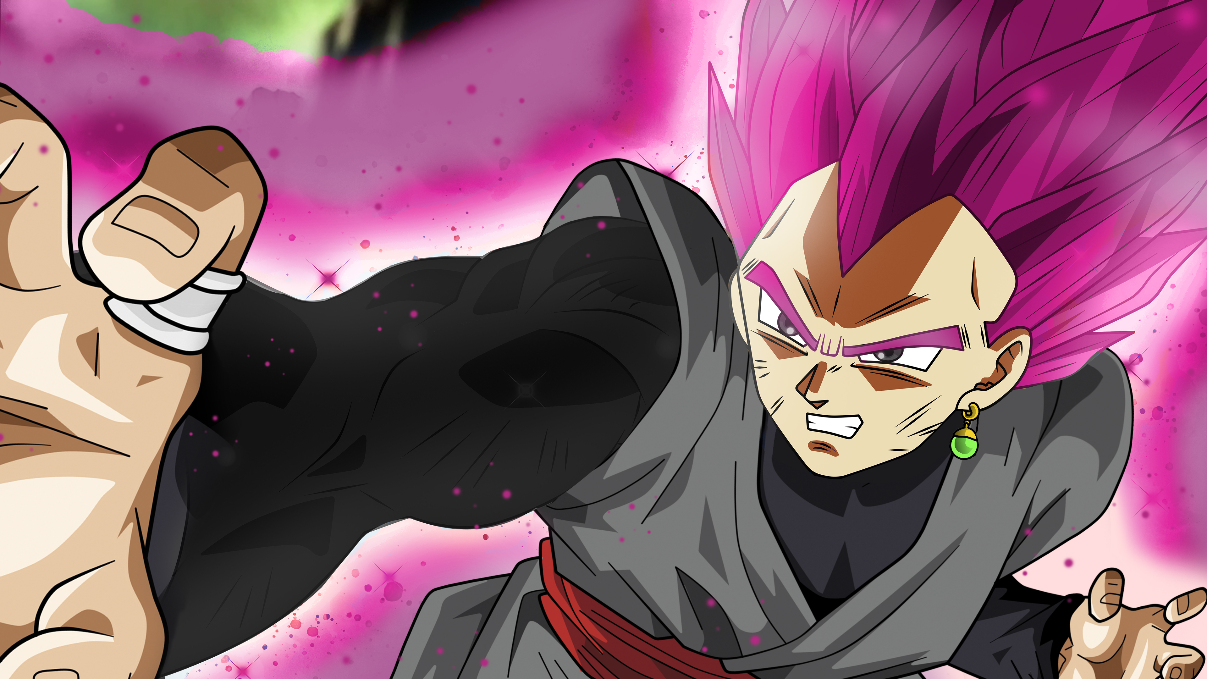 Vegeta Black 4k Hd Anime 4k Wallpapers Images Backgrounds Photos And Pictures