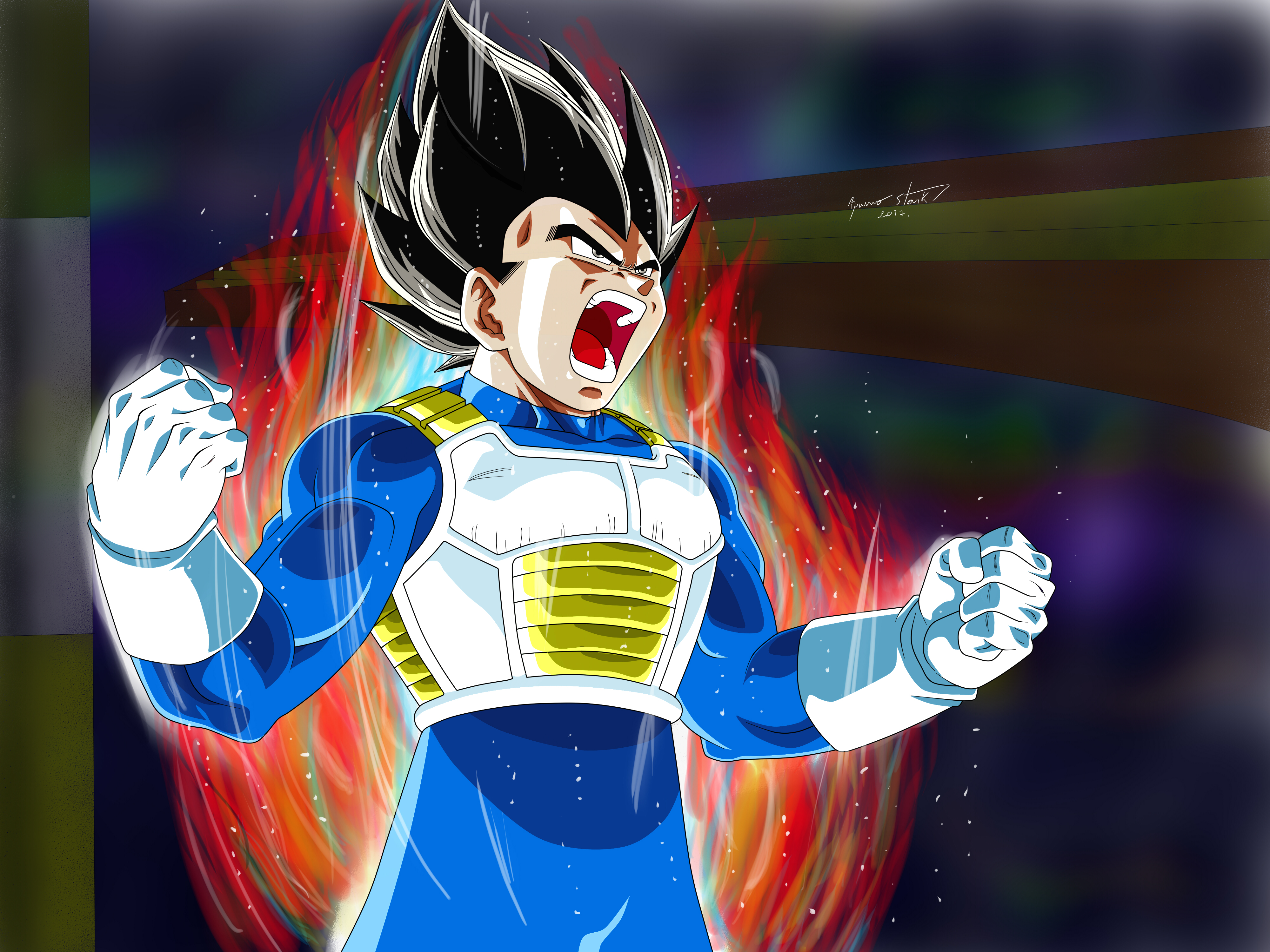 Vegeta Dragon Ball Super 4k Hd Anime 4k Wallpapers Images Backgrounds Photos And Pictures