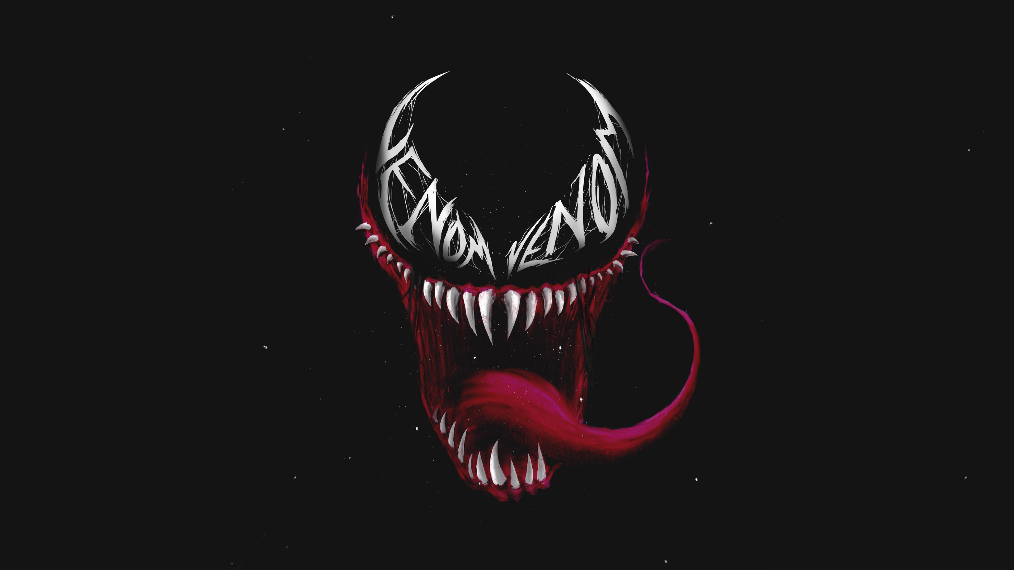 3840x2160 Venom Reddit Art 4k Hd 4k Wallpapers Images Backgrounds Photos And Pictures