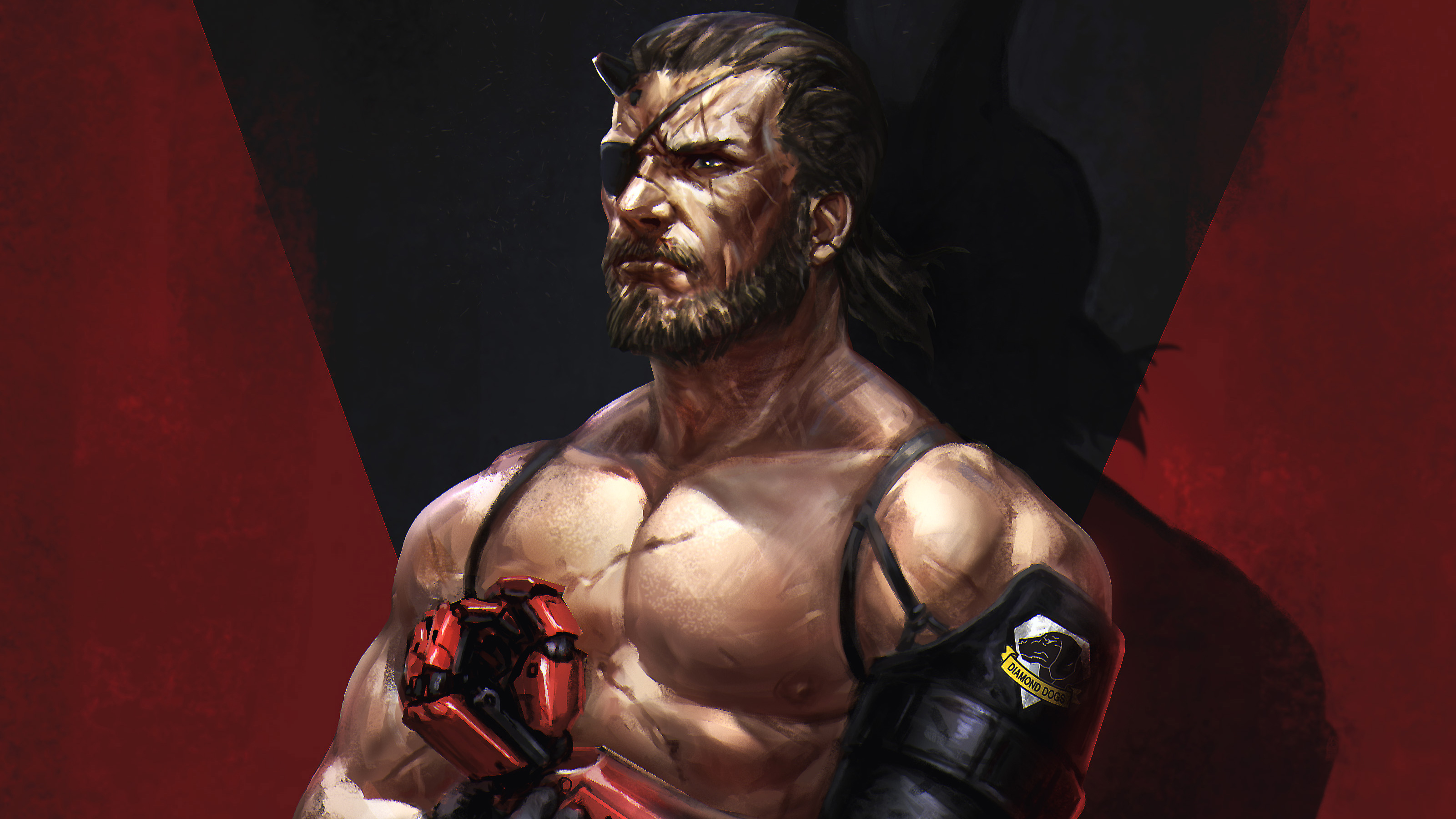 Venom Snake Metal Gear Hd Games 4k Wallpapers Images