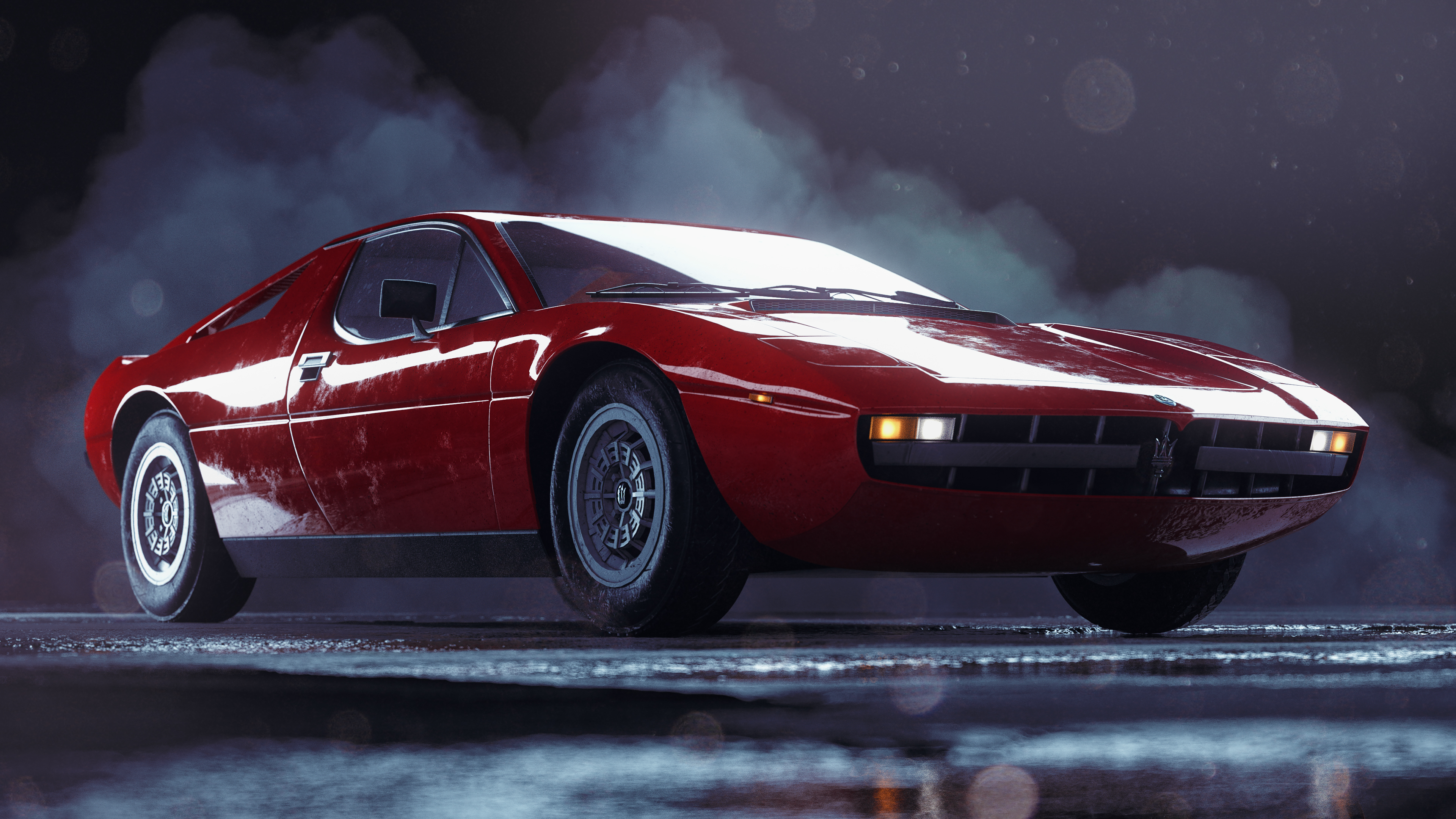 Vintage Maserati Hd Cars 4k Wallpapers Images Backgrounds Photos And Pictures