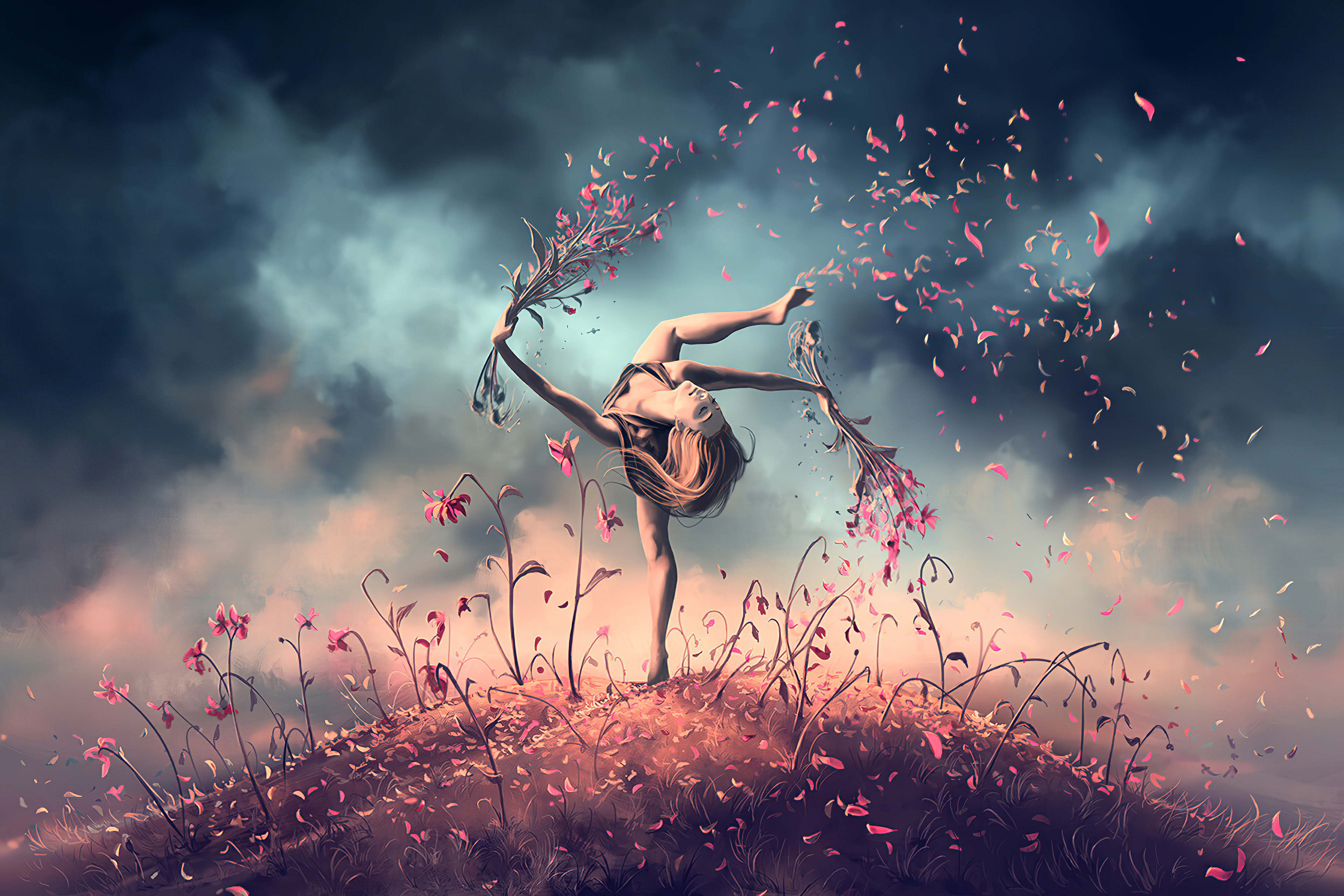 Virgo Dance 4k Hd Artist 4k Wallpapers Images Backgrounds Photos And Pictures