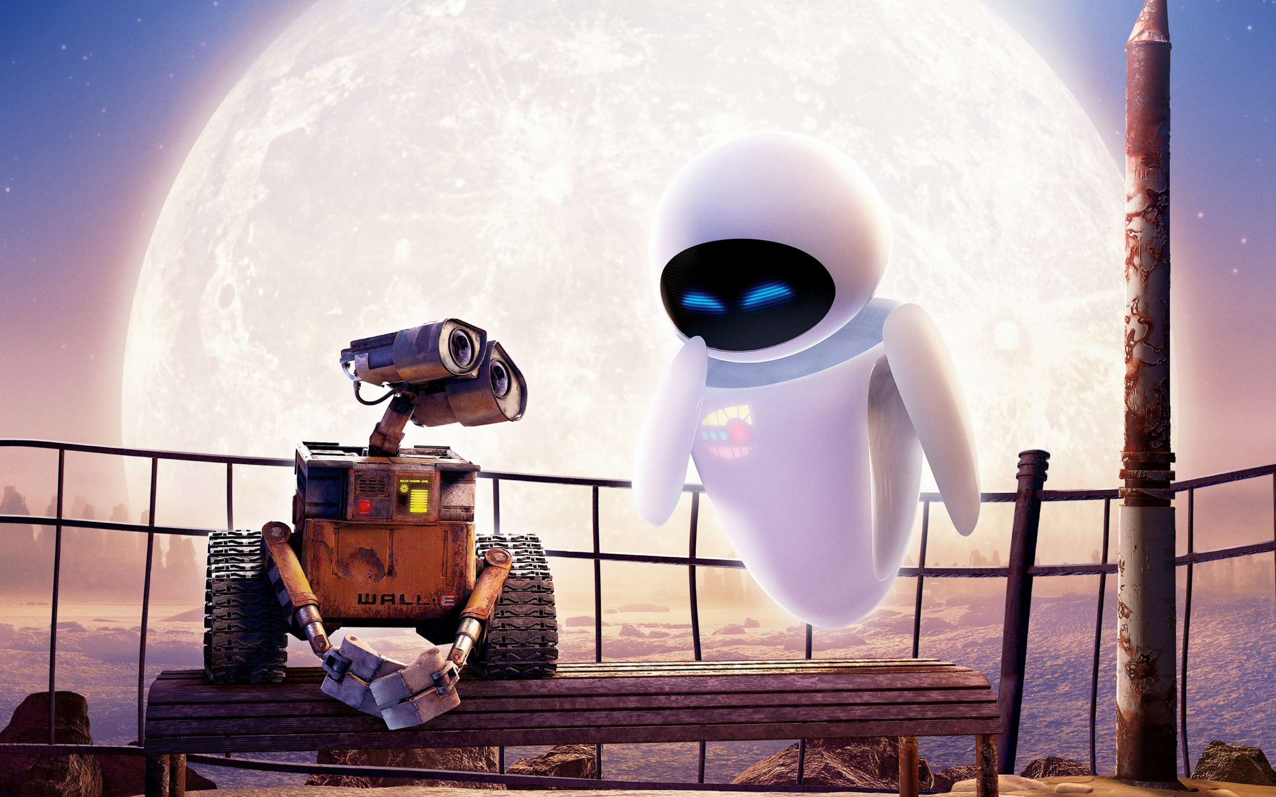 Wall E Hd Movies 4k Wallpapers Images Backgrounds Photos And