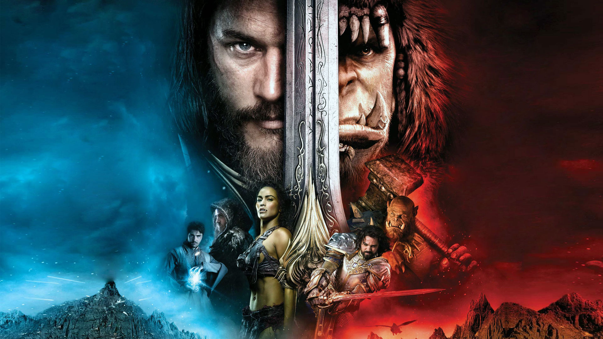 Warcraft Movie Hd Hd Movies 4k Wallpapers Images Backgrounds