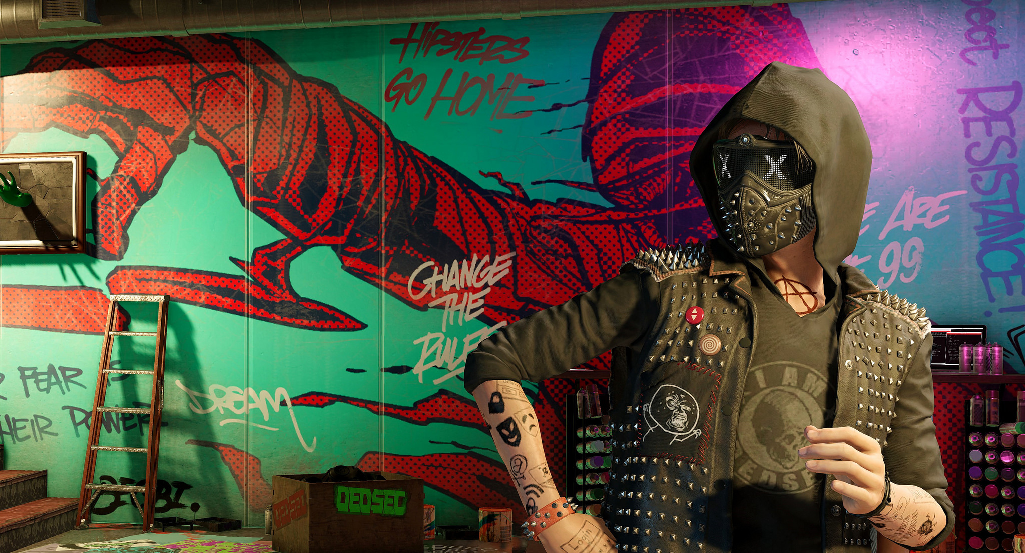 Watch Dogs 2 Hd 1080P, HD Games, 4k Wallpapers, Images ...