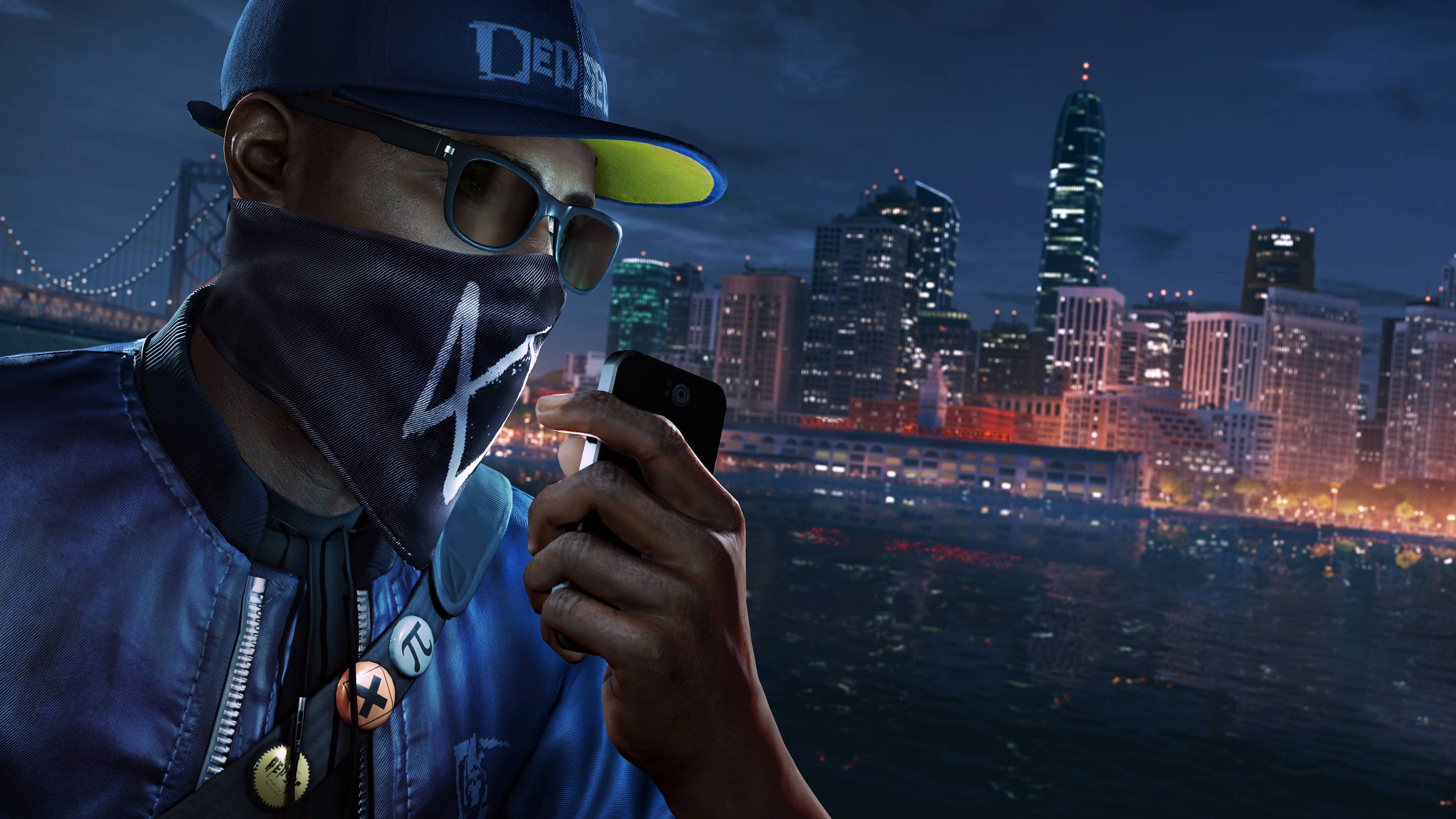 Watch Dogs 2 Ps4 Pro 4k Hd Games 4k Wallpapers Images
