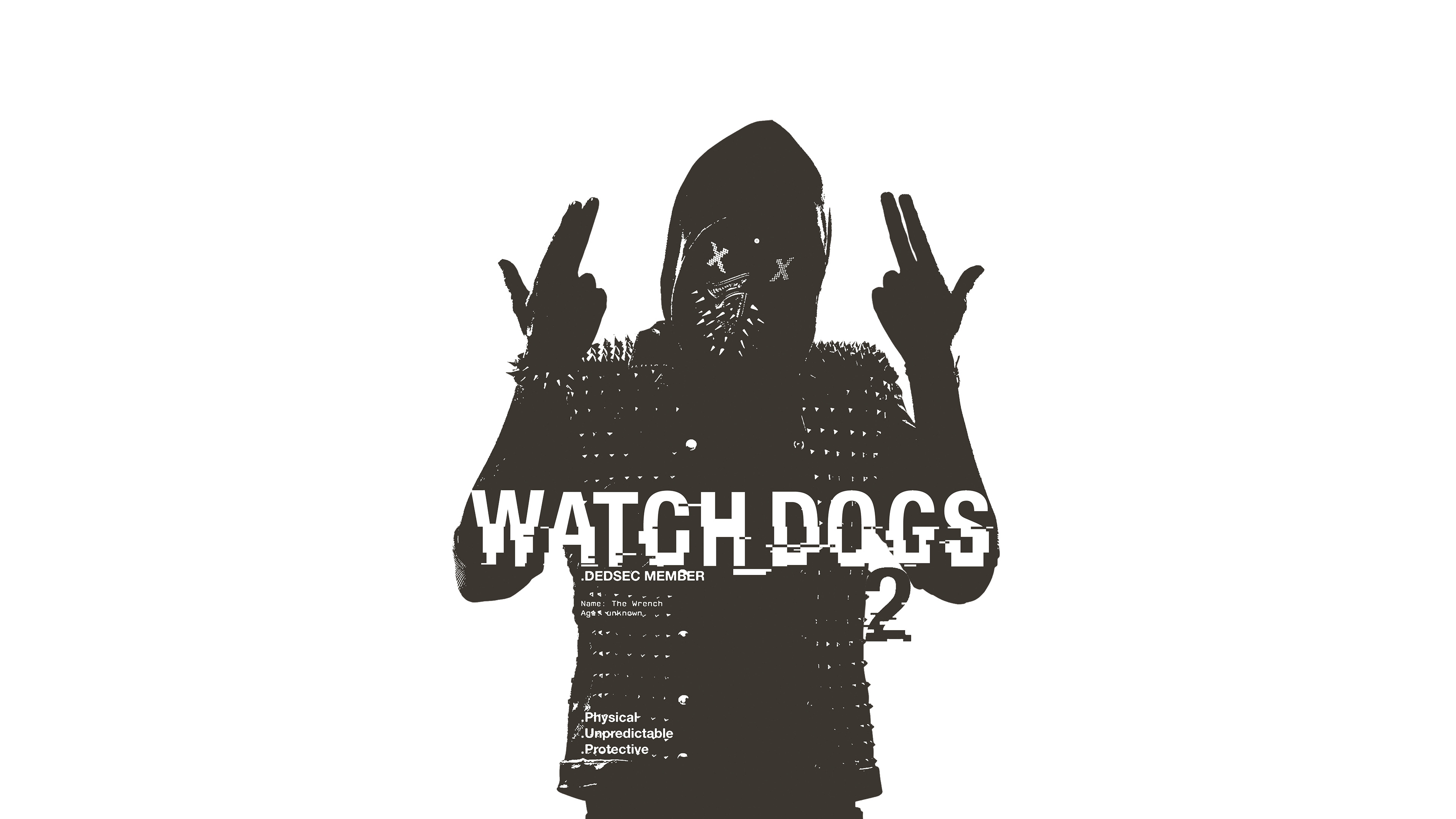 Watch Dogs 2 Wrench Poster Hd Games 4k Wallpapers Images