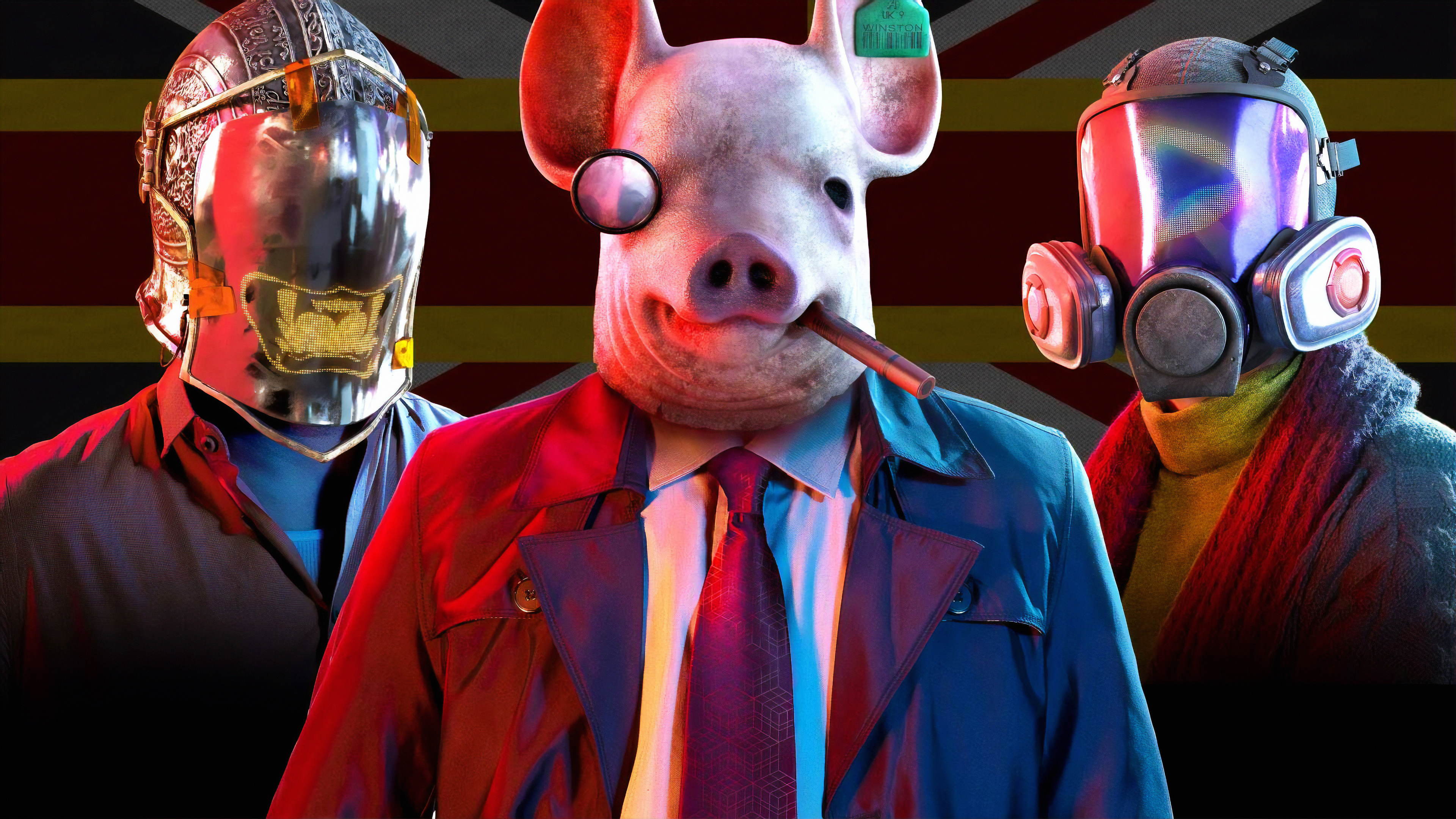 Watch Dogs Legion 4k 2019 Game, HD Games, 4k Wallpapers, Images, Backgrounds, Photos and Pictures