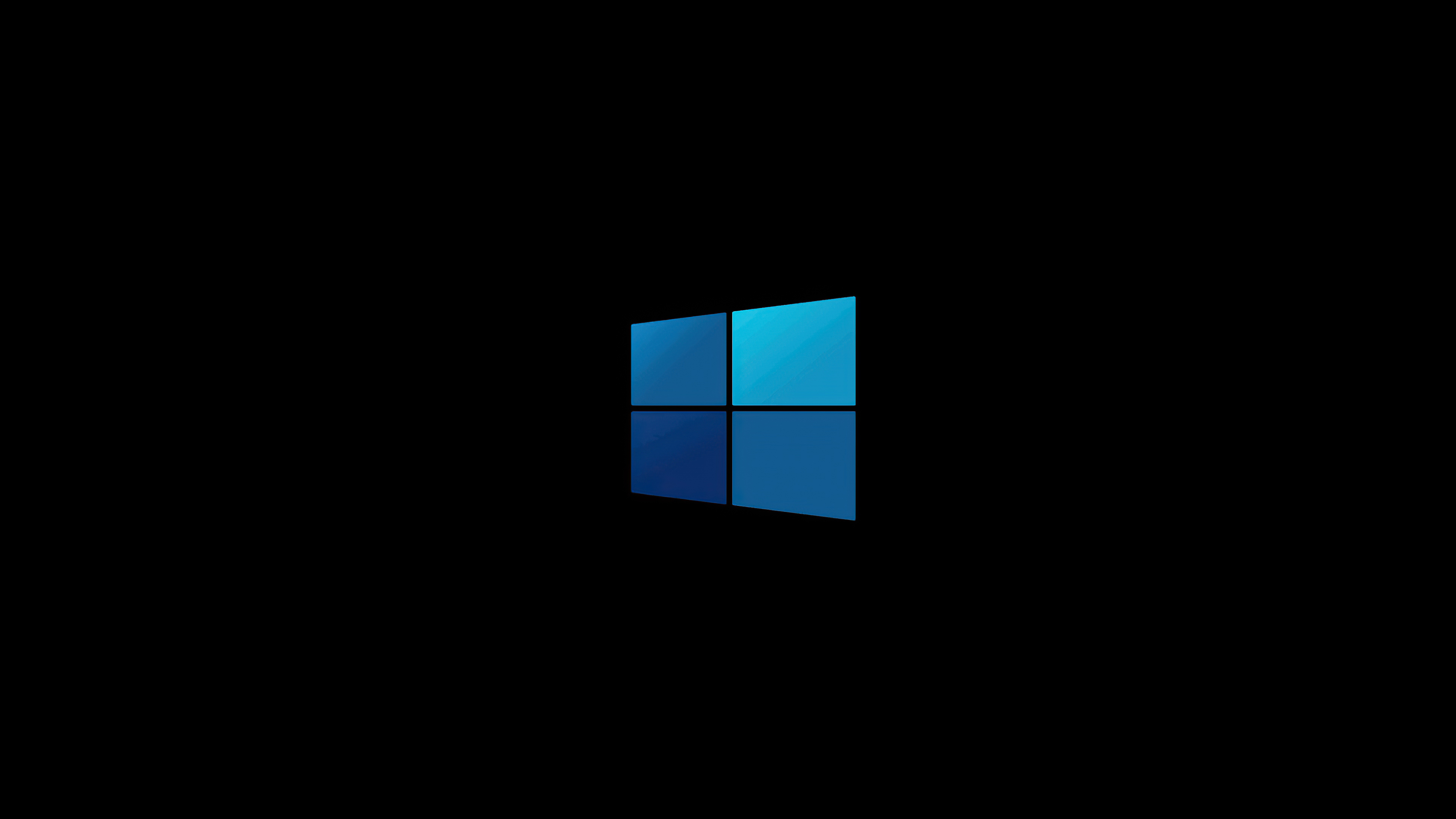 2048x2048 Windows 10 Minimal Logo 4k Ipad Air Hd 4k Wallpapers